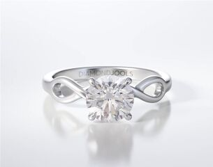 SOLITAIRE RING ENG017